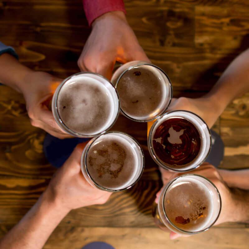verres bieres malt